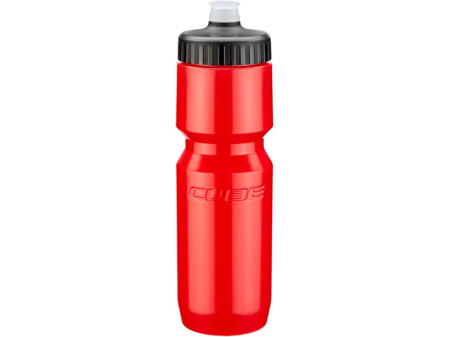 Cube Feather Bidon 750ml, red